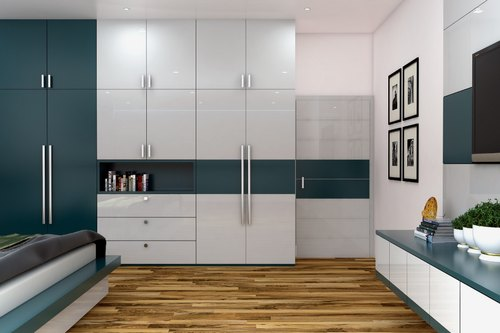 PVC laminate sheet for furniture and cabinets